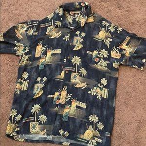 Tommy Bahama Paradise Collection Shirt Large